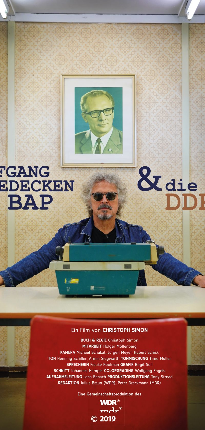 Niedecken, BAP & die DDR