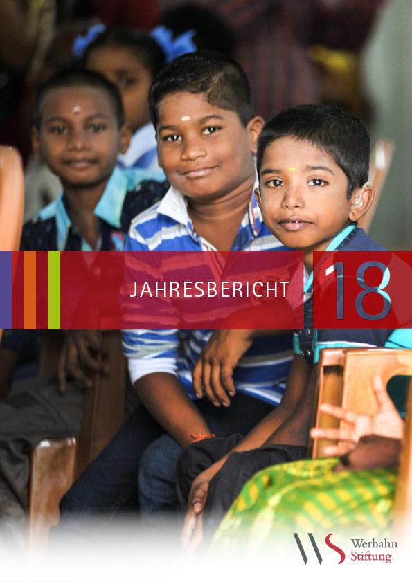 Jahresbericht Werhahnstiftung 2016/2017/2018